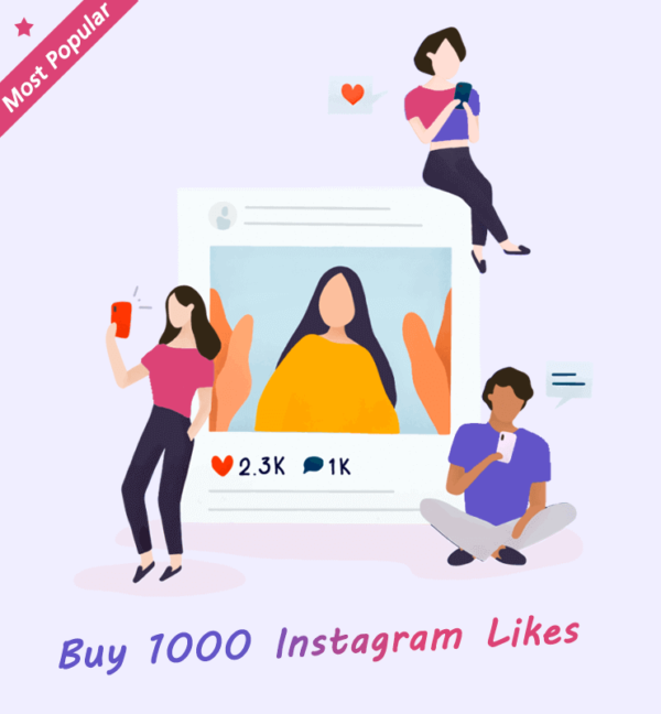 Buy 1000 Instagram Likes