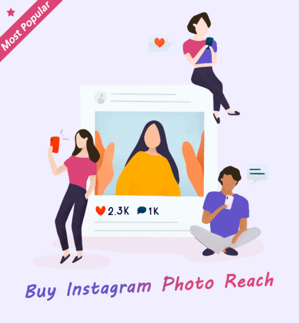 Buy Instagram Photo Reach