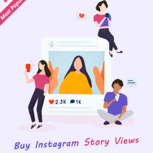 Buy Instagram Female Story