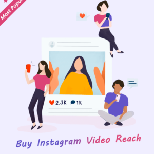 Buy Instagram Video Reach