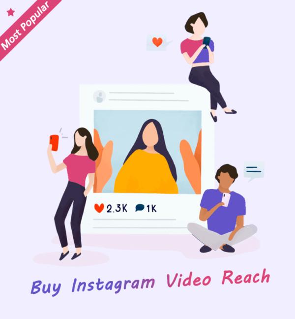 Buy Instagram Video Reach