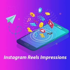 Buy Instagram Reels Impressions